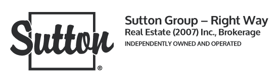 Sutton Group Right Way Real Estate Brokerage Logo